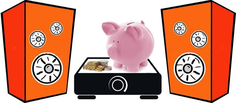 gli impianti hi-fi low cost di QA