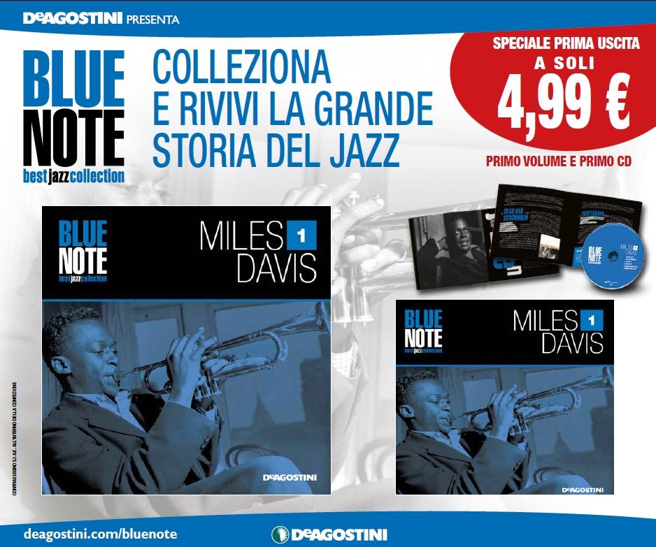 Blue Note De Agostini Publishing