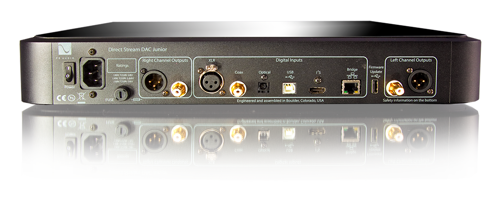 PS Audio DirectStream Junior-rear2