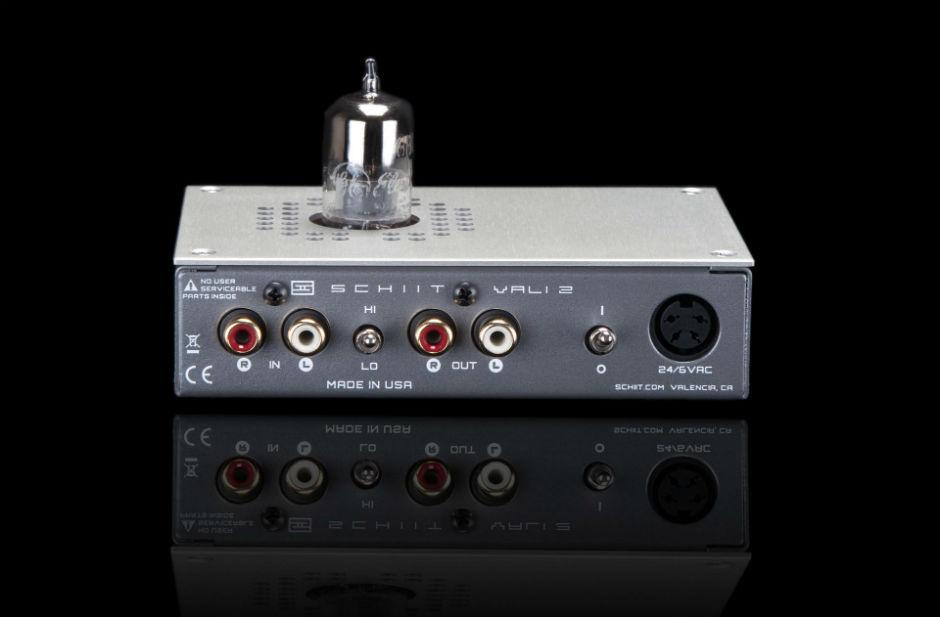 Schiit Audio Vali 2-rear