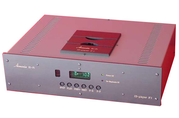 Armonia-Hi-Fi-CD1-Player-Reference