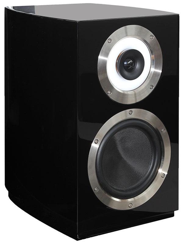 Cabasse murano le casse acustiche compatte e hiend quotidiano audio - Casse acustiche design ...