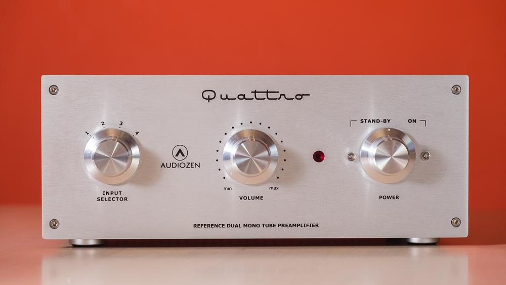 Audiozen Quattro