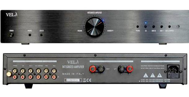vela-audio-amplificatore-integrato