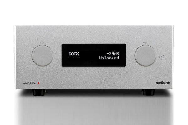 Audiolab M-ONE-ampli-dac