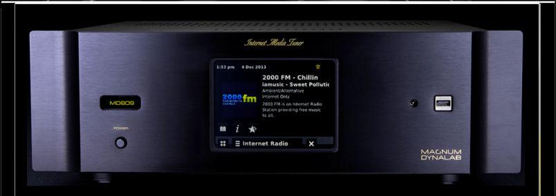 Magnum Dynalab MD 809T-internet-radio-tuners