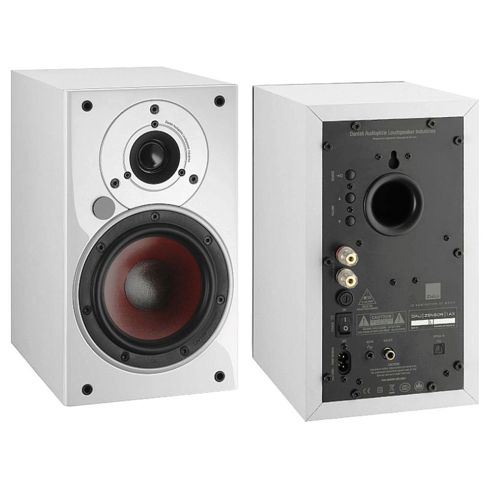 le casse acustiche amplificate Dali Zensor 1 AX