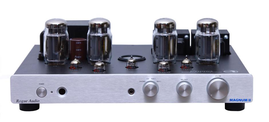 Rogue Audio Cronus Magnum II silver