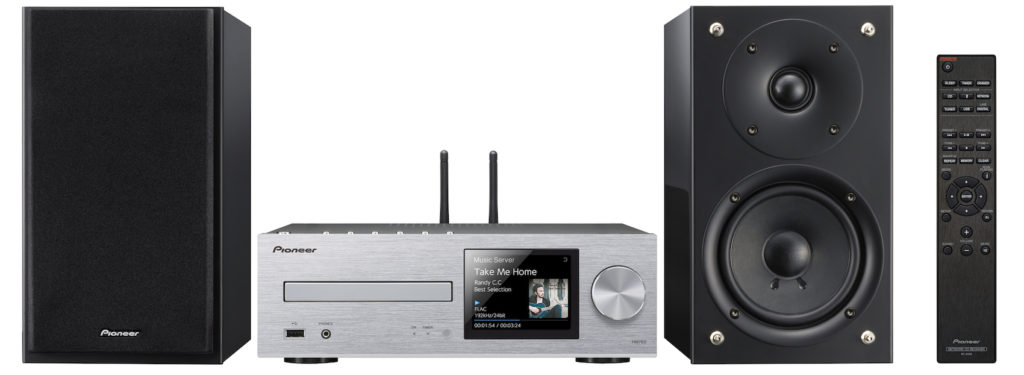 Pioneer X-HM76D all in one