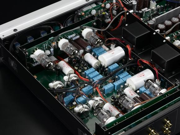Luxman EQ-500 inn