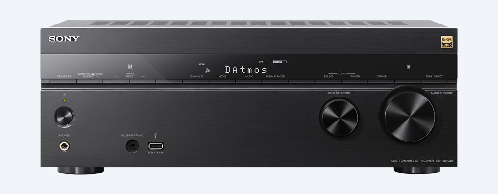 Sony STR-DN1080 amplificatore multicanale dsd