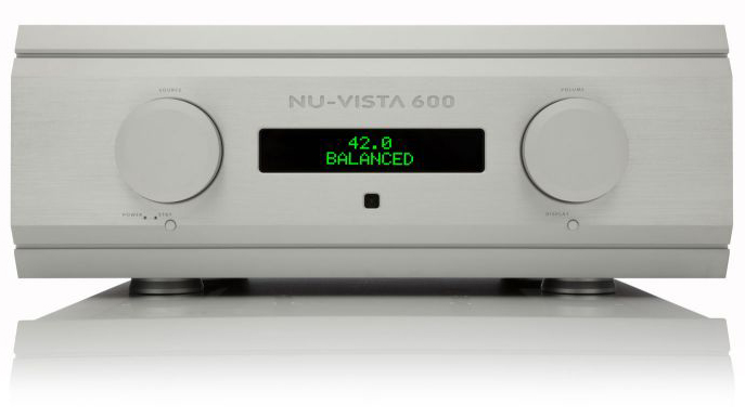 Musical Fidelity Nu Vista 600