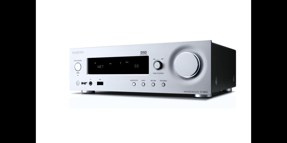 Onkyo R-N855 amplificatore dsd