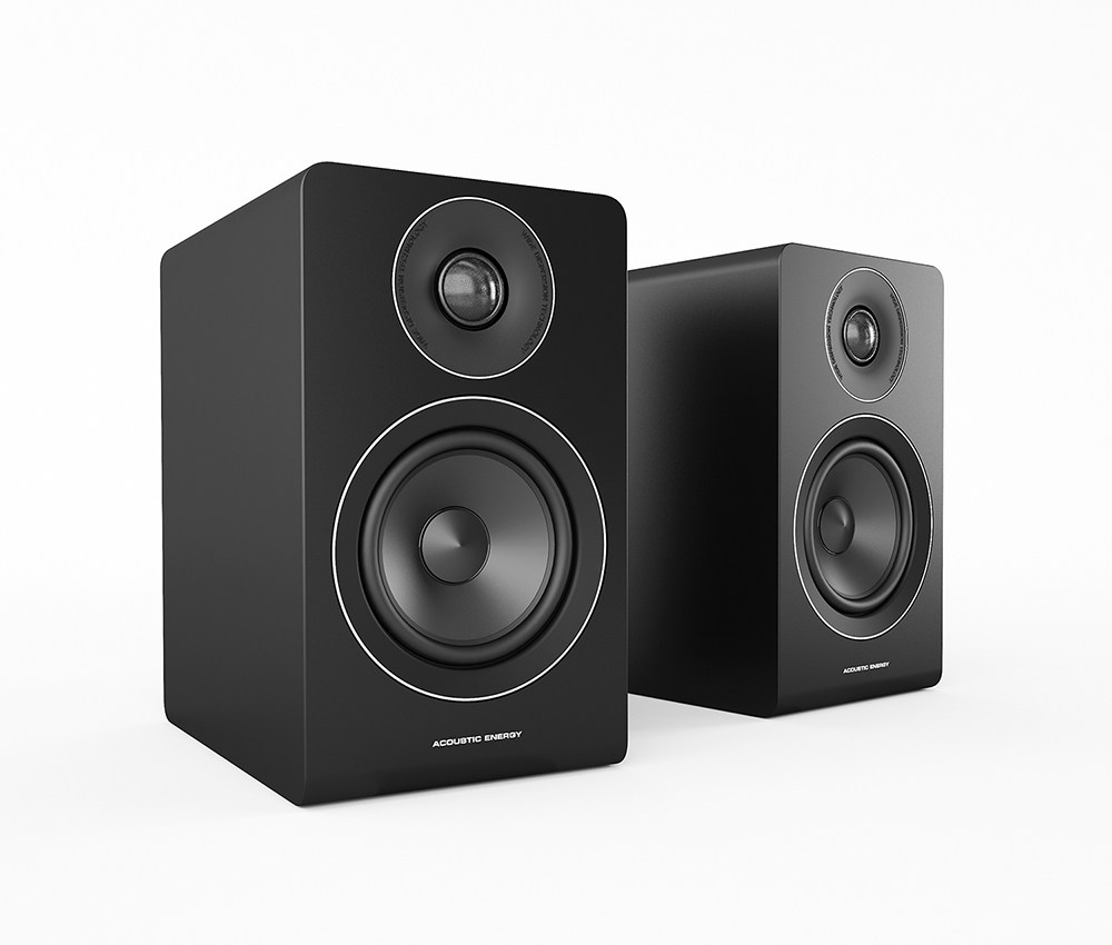 acoustic energy AE100 black