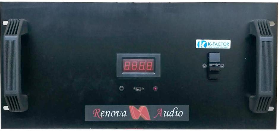 K Factor Renova Audio