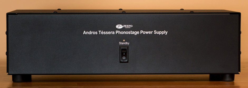 Zesto Audio Andros Tessera Power Supply