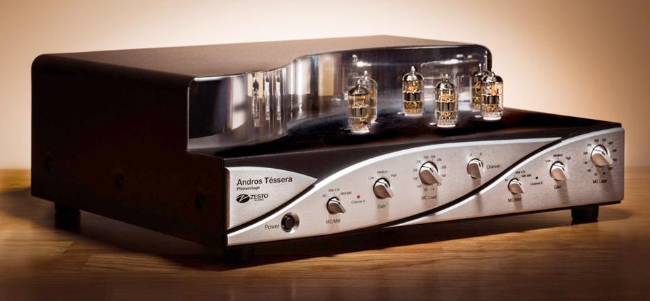 Zesto Audio Andros Tessera