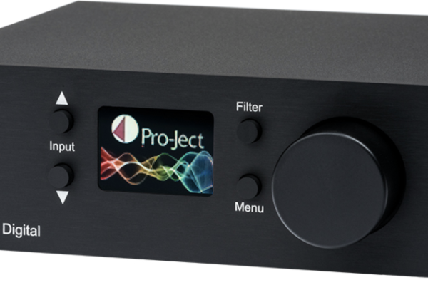 Pro-Ject Pre Box S2 Digital black