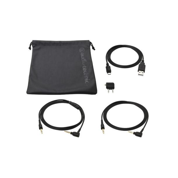 Audio-Technica ATH-MSR7NC accessori