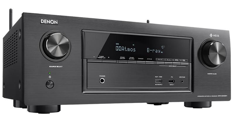 Denon AVR X3400H