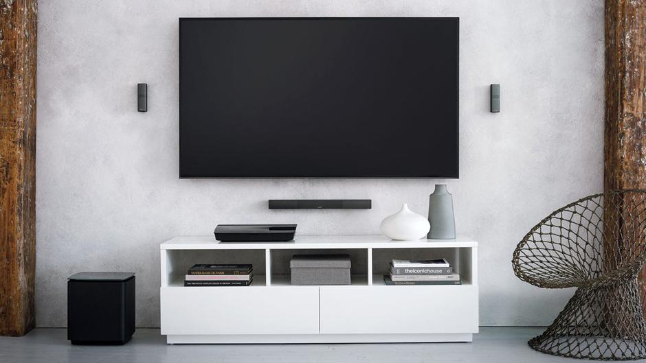Bose Lifestyle 650 Il Sistema Per Cinema E Musica