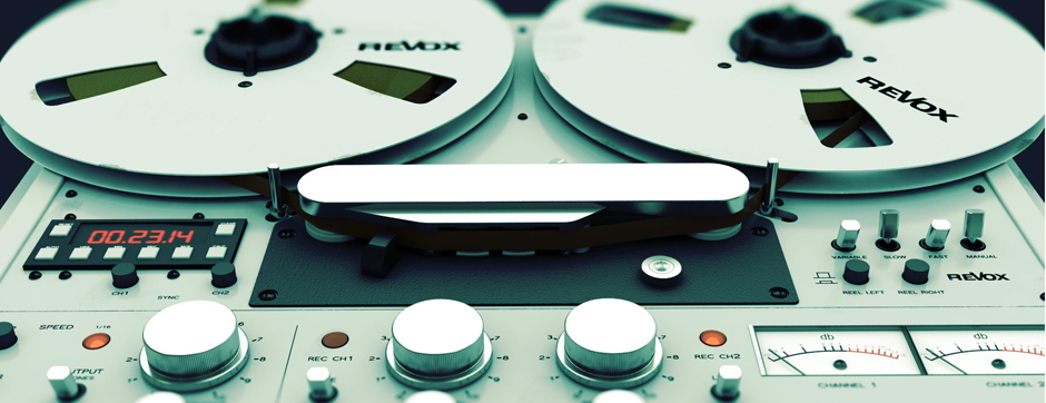 registratore a bobine 1