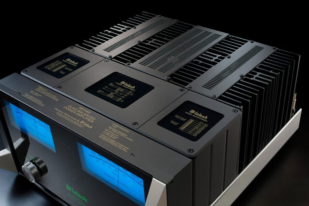 McIntosh MC462 side