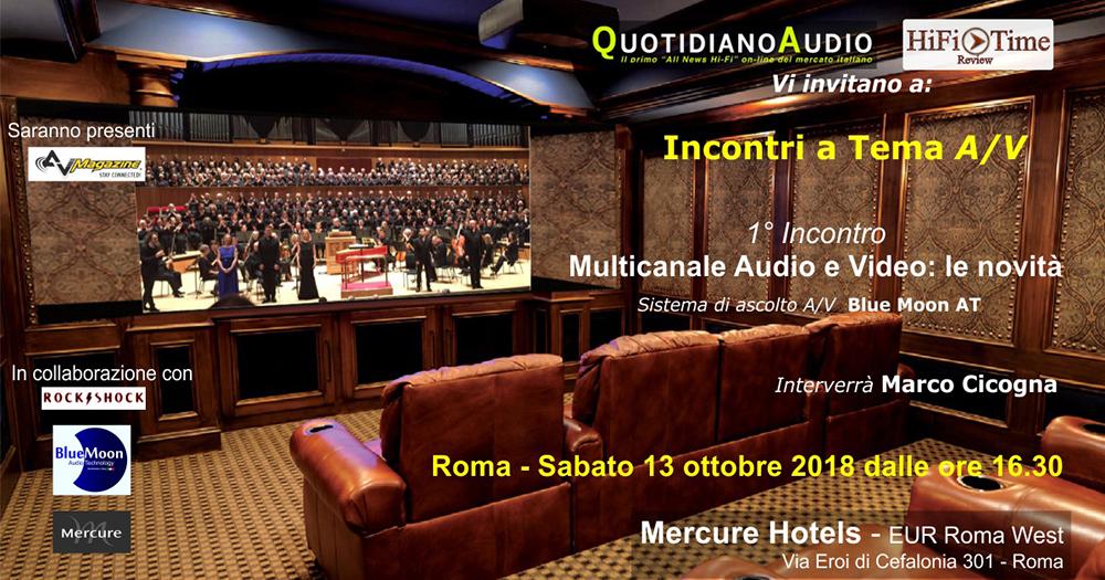 Multicanale a Roma manifesto