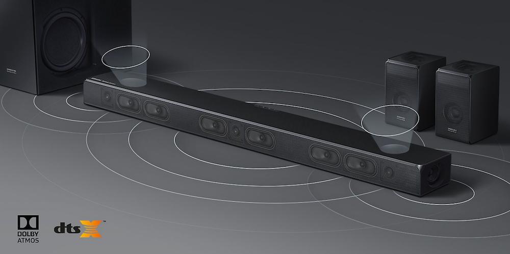 Dolby Atmos Soundbar HW-N950