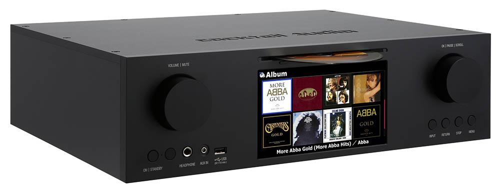 Cocktail Audio X45 Pro black