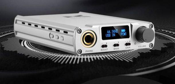 Xduoo XD-05 Plus dac