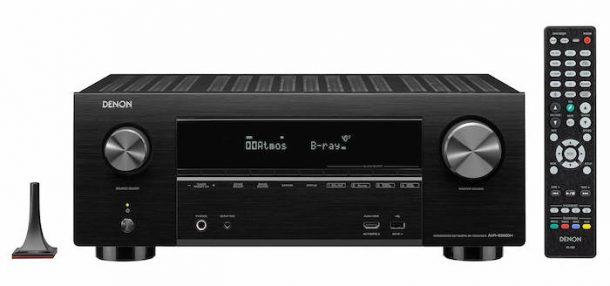 Denon AVR-X3600H-black