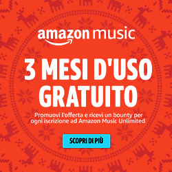 amazon music hd 3 mesi gratis