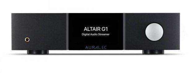Auralic Altair G1 streamer dac